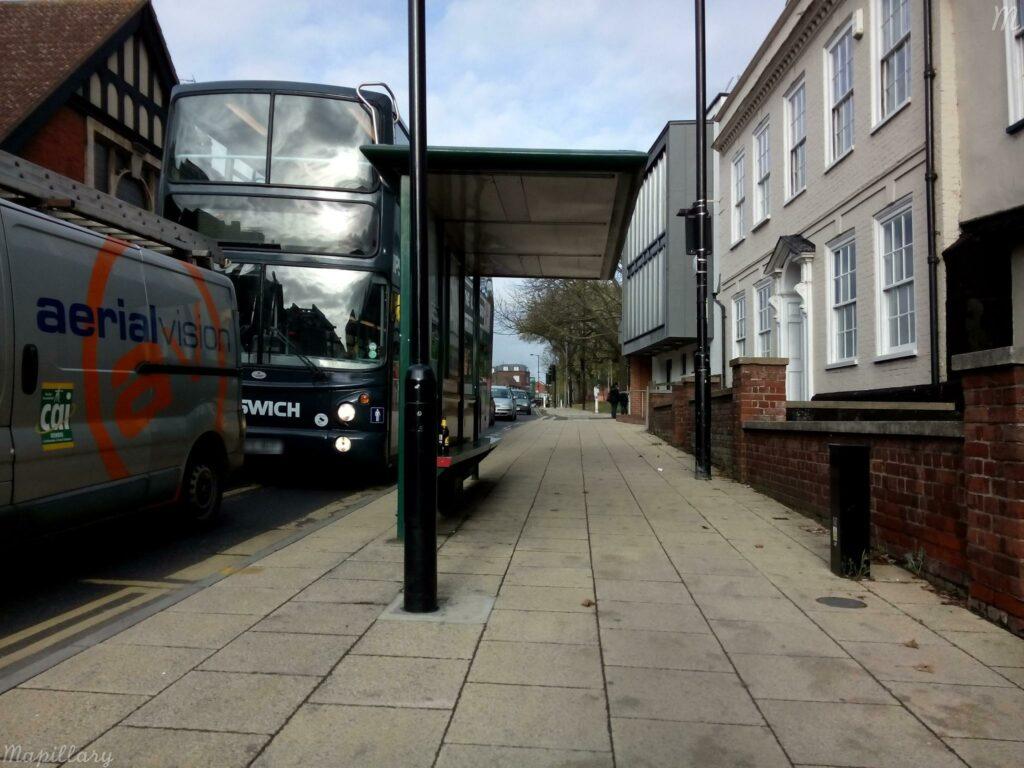Grimwade Street Bus Stop